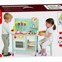 Janod - 4506538 - Cuisine jouet - Picnik Duo - Emballage