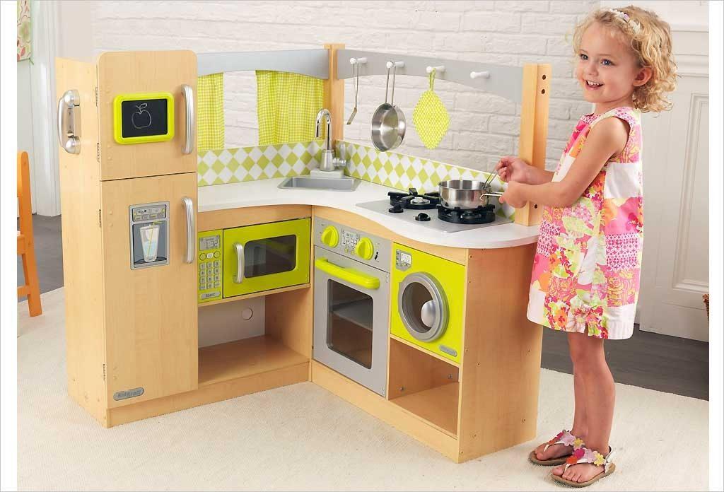 Quels sont les éléments à considérer lors du choix d'une cuisine d'imitation pour enfant ?