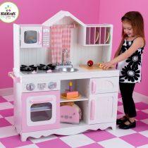 Cuisine d'imitation pour enfant - Kidkraft 53222 - fille