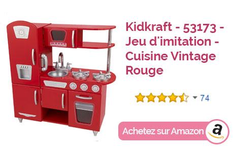 Cuisine enfant Kidkraft - cuisine jouet